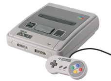 Super Nintendo Entertainment System - SNES