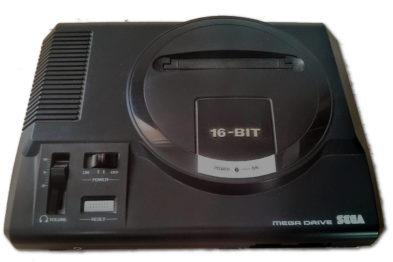 Sega Mega Drive - Genesis