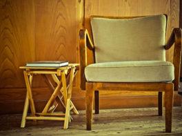 Möbel aus alten Zeiten